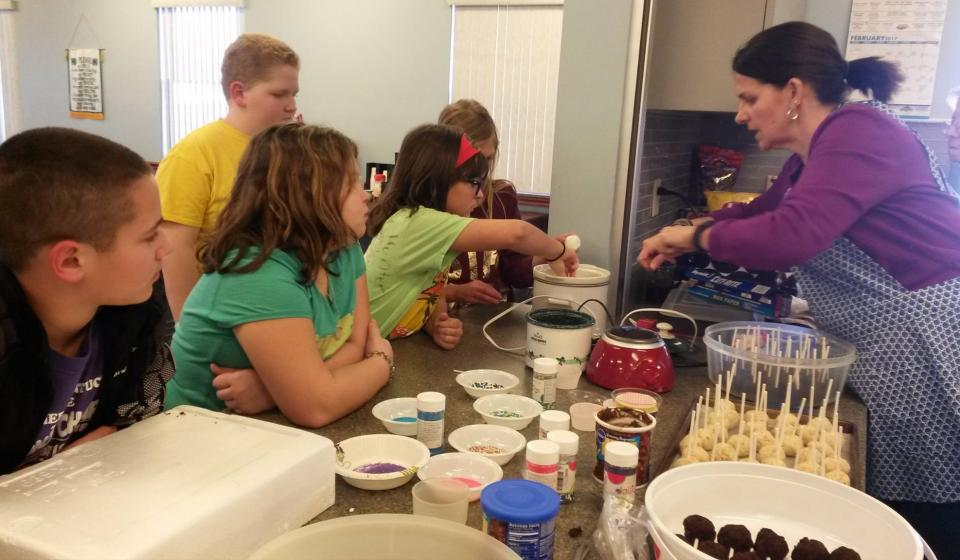 4-H Cooking