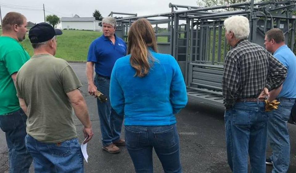 Cattle Equipment Safety Training