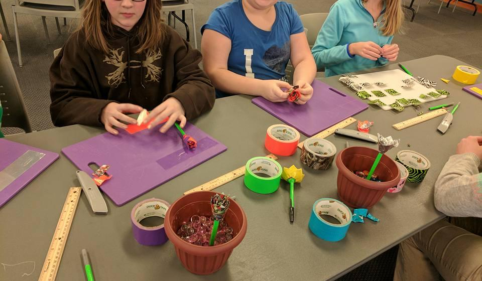 4-H Arts & Crafts